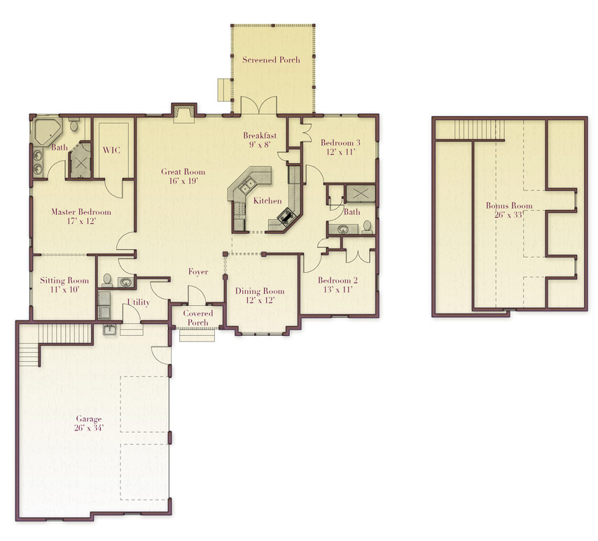 Lapp Floorplan