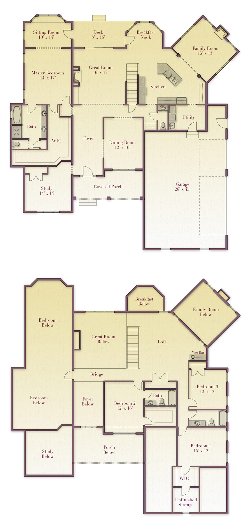 Troyer Floorplan