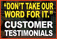 Watch Yoder Customer Testimonials