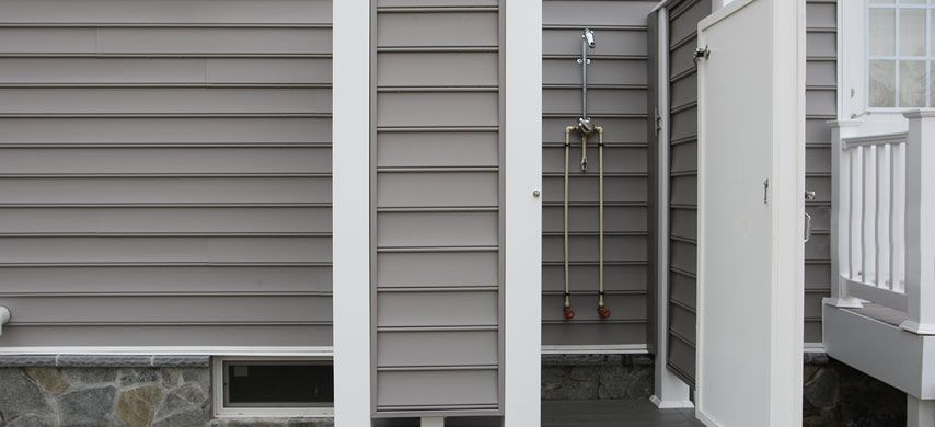 Additions Outdoor Shower